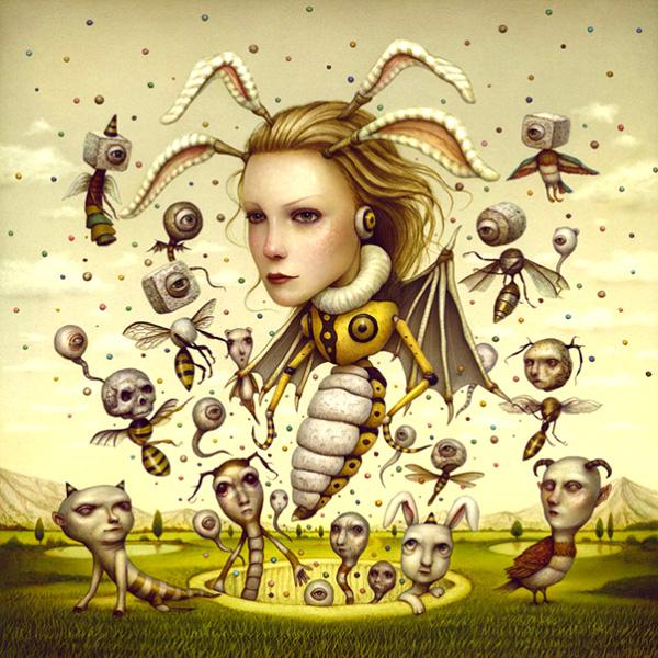 Naoto Hattori Queen Wasp