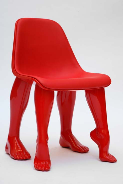 Pharrell Williams Perspective chair