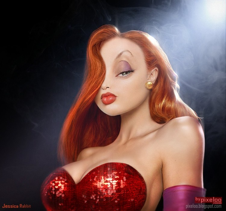 Pixeloo-Jessica_Rabbit